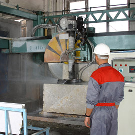 Conveyor belts for the marble Industry and marble production